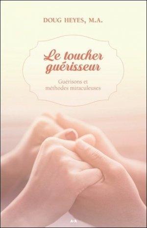 Le toucher guérisseur-ada-9782897861292