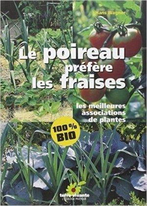 Le poireau préfère les fraises-terre vivante-9782904082887