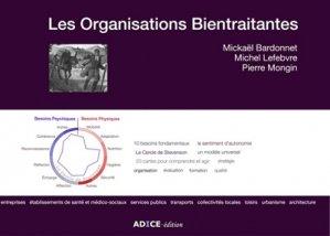 Les organisations bientraitantes - adice - 9782915425093