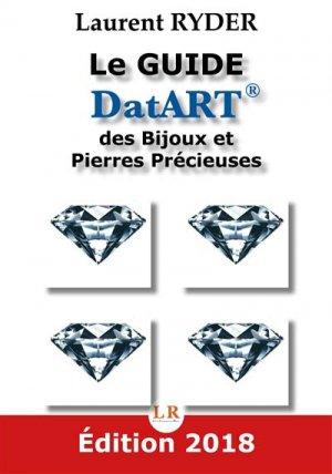 Le guide Datart des bijoux et pierres précieuses 2018-lrccm-9782956037316