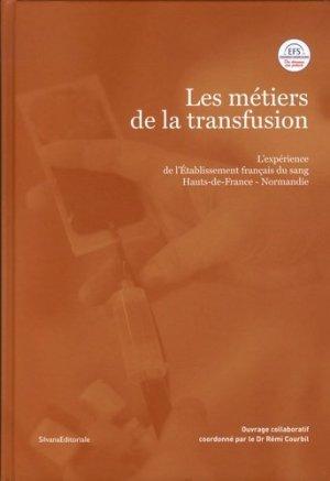 Les métiers de la transfusion-silvana editoriale-9788836640850