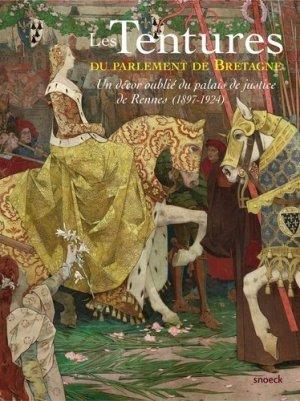Les tentures du parlement de Bretagne-snoeck publishers-9789461612885