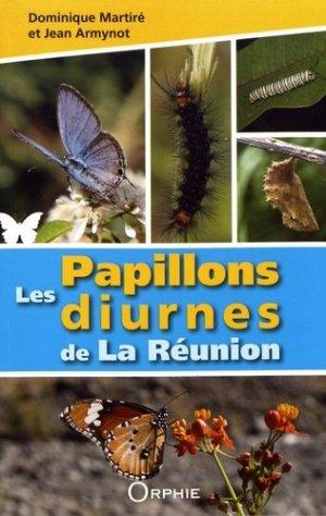 Les papillons diurnes de La Réunion - orphie - 9791029802973