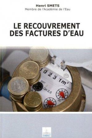 Le recouvrement des factures d'eau-johanet-2301091089263