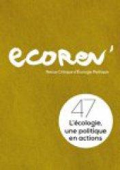L'écologie, une politique en actions -  - 9791094394052