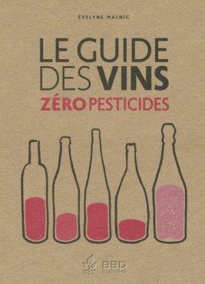 Le guide des vins zéro pesticides-vins et santé-9791095856030