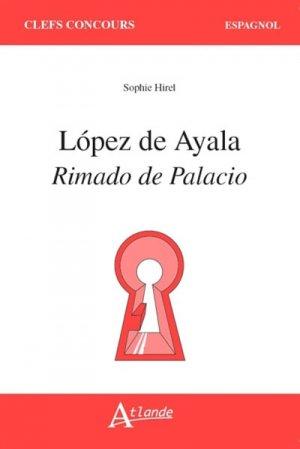 LOPEZ DE AYALA RIMADO DE PALACIO -atlande-9782350305431