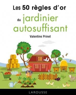 50 règles d'or du jardinier autosuffisant-larousse-9782035966179