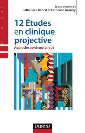 12 études en clinique projective-dunod-9782100564156