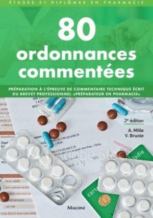 80 ordonnances commentées-maloine-9782224034771