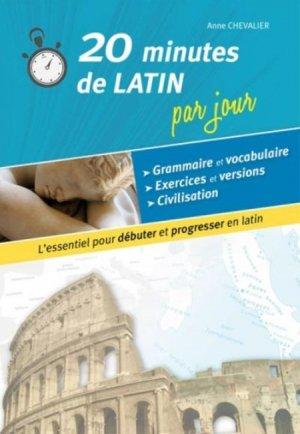 20 minutes de latin par jour-ellipses-9782729884963
