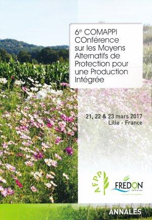 6ème Conférence Internationale sur les moyens alternatifs de protection des cultures-afpp-9782905550521