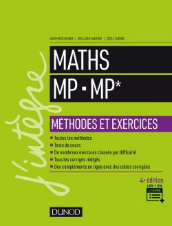 Maths MP - MP*-dunod-9782100790494
