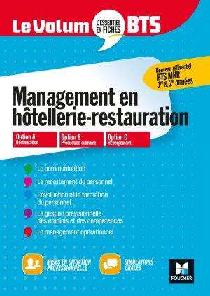 Management de l'hôtellerie-restauration-foucher-9782216153398