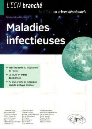 Maladies infectieuses - ellipses - 9782340019430