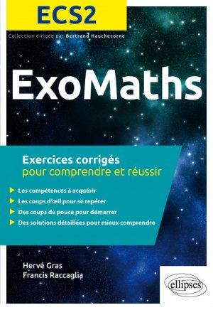 ExosMathhs ECS2 - ellipses - 9782340029507