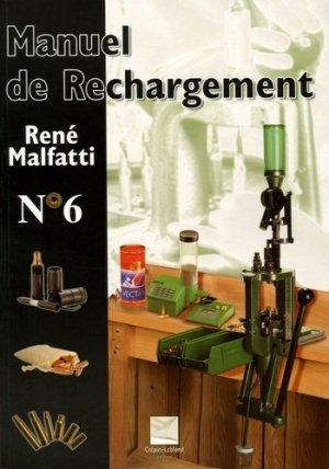Manuel de rechargement n° 6-crepin leblond-9782703002352