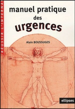 Manuel pratique des urgences - ellipses - 9782729816575