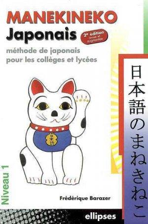 Manekineko - Japonais-ellipses-9782729832377
