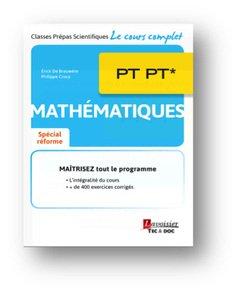 Mathématiques PT PT*--9782743022969