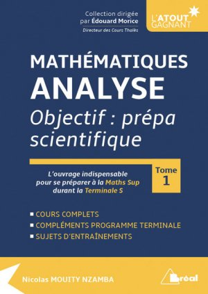 Mathématiques - Analyse - tome 1-breal-9782749538174