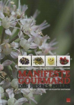 Manifeste gourmand des herbes folles-du toucan-9782810005314