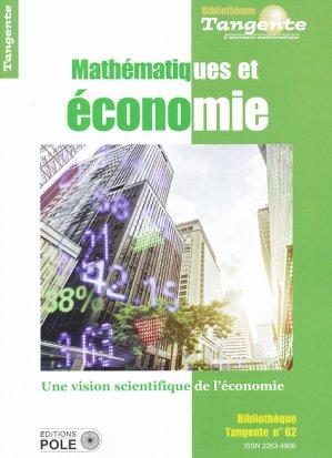 Mathématiques et économie-pole-9782848842073