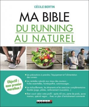 Ma bible du running au naturel - leduc - 9791028515843