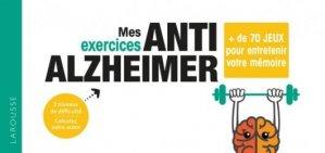 Mes exercices Anti-Alzheimer-Larousse-9782035971609
