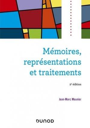 Mémoires, représentations et traitements - dunod - 9782100798728