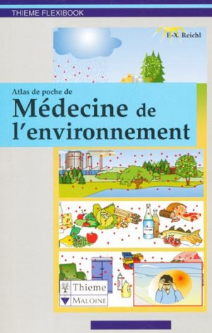 Médecine de l'environnement-maloine-9782224027032