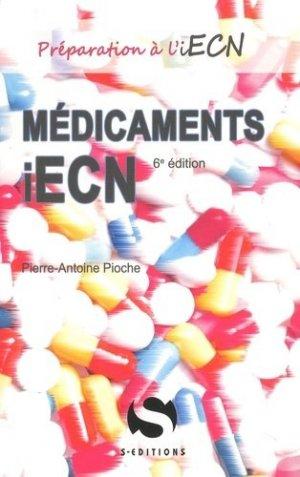 Médicaments iECN-s editions-9782356401540