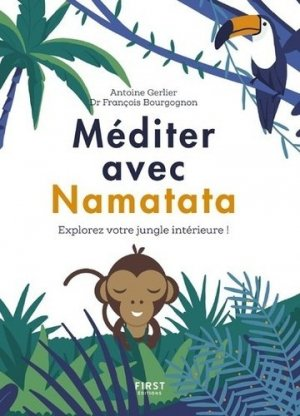 Méditer avec Namatata - first - 9782412044292