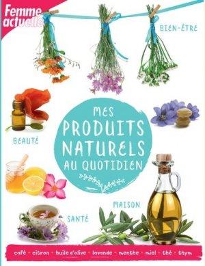 Mes produits naturels au quotidien-prisma-9782810427406