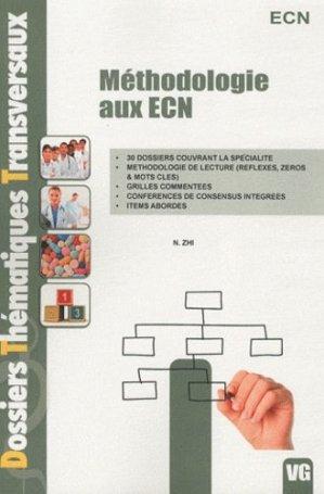 Méthodologie aux ECN - vernazobres grego - 9782818302378