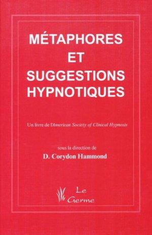 Métaphores et suggestions hypnotiques-satas-9782872930821