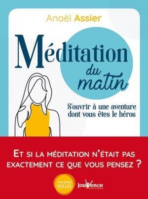 Méditations du matin-jouvence-9782889531806