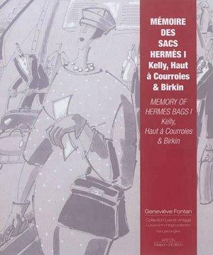 Mémoires des sacs Hermès 1-ARFON-9782911955471
