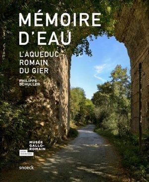 Mémoire d'eau-snoeck publishers-9789461614353