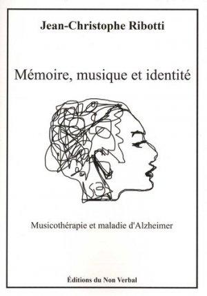 Mémoire, musique et identité - du non verbal - 9791093532356