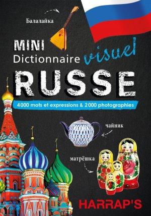 Mini dictionnaire visuel russe-Harrap's-9782818706787