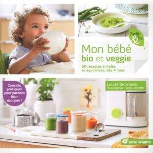 Mon bébé bio et veggie-terre vivante-9782360983414