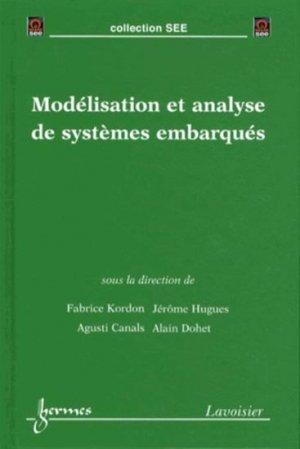 Modélisation et analyse de systèmes embarqués-hermès / lavoisier-9782746239005
