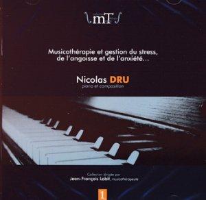 Musicothérapie et gestion du stress, de l'angoisse et de l'anxiété... - jean-francois labit - 2225221598268