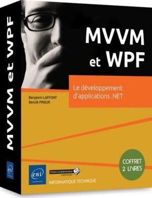 MVVM et WPF - eni - 9782409017230