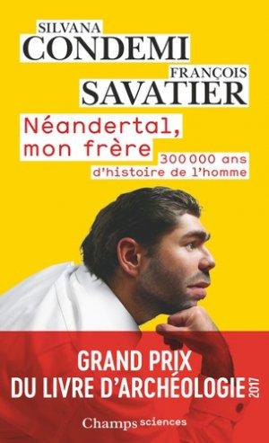 Néandertal, mon frère-Flammarion-9782081422520