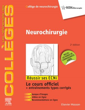 Neurochirurgie-elsevier / masson-9782294760327