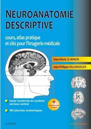 Neuroanatomie descriptive-elsevier / masson-9782294761287