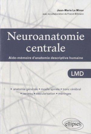 Neuroanatomie centrale-ellipses-9782729862688