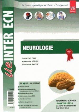 Neurologie - vernazobres grego - 9782818310120